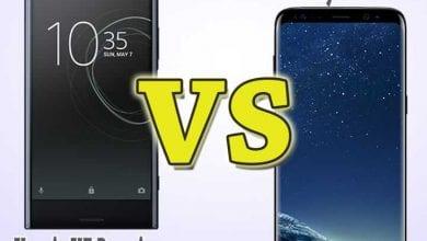 Galaxy S8 Plus VS Sony Xperia XZ Premium