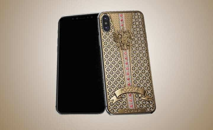 iPhone X Imperial Crown