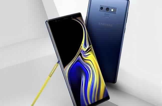 d8fad80d6c3f0 Galaxy Note 9 سعر ومواصفات موبايل سامسونج جالكسى نوت 9 2018 واهم مميزاتة -  ريفيو بلس