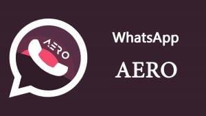 تحميل واتس اب ايرو WhatsApp Aero V8.2 الجديد 2020
