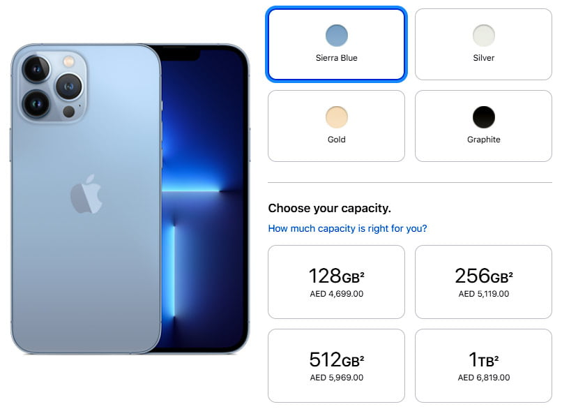 سعر ومواصفات iPhone 13 Pro Max - مميزات وعيوب الموبايل - ريفيو بلس